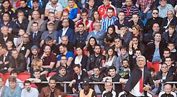 15.06.2016, Parc de Princes, Paris, FRA, UEFA Euro, Frankreich, Rumaenien vs Schweiz, Gruppe A, im Bild Coach Vladimir Petkovic (SUI) // Coach Vladimir Petkovic (SUI) during Group A match between Romania and Switzerland of the UEFA EURO 2016 France at the Parc de Princes in Paris, France on 2016/06/15. EXPA Pictures © 2016, PhotoCredit: EXPA/ JFK