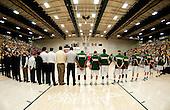 America East Basketball Championship 03/10/10 - Boston vs Vermont