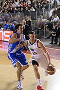 DESCRIZIONE : Roma Lega serie A 2013/14 Acea Virtus Roma Banco Di Sardegna Sassari<br /> GIOCATORE : Jimmy Baron<br /> CATEGORIA : palleggio<br /> SQUADRA : Acea Virtus Roma<br /> EVENTO : Campionato Lega Serie A 2013-2014<br /> GARA : Acea Virtus Roma Banco Di Sardegna Sassari<br /> DATA : 22/12/2013<br /> SPORT : Pallacanestro<br /> AUTORE : Agenzia Ciamillo-Castoria/ManoloGreco<br /> Galleria : Lega Seria A 2013-2014<br /> Fotonotizia : Roma Lega serie A 2013/14 Acea Virtus Roma Banco Di Sardegna Sassari<br /> Predefinita :