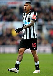 Kenedy of Newcastle United - Mandatory by-line: Matt McNulty/JMP - 11/02/2018 - FOOTBALL - St James Park - Newcastle upon Tyne, England - Newcastle United v Manchester United - Premier League