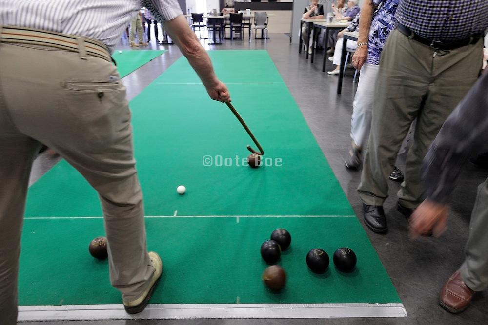 recreational senior indoors sport club