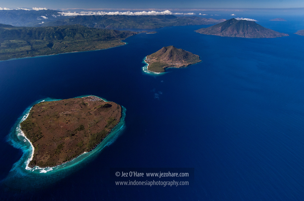 Alor straits, Nusa Tenggara Timur, Indonesia