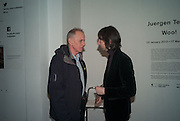 JAMES FOX; BOBBY GILLESPIE, Juergen Teller: Woo, Institute of Contemporary Arts, London. 22 January 2012