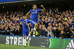 Goal, Diego Costa of Chelsea scores, Chelsea 1-0 Middlesbrough - Mandatory by-line: Jason Brown/JMP - 08/05/17 - FOOTBALL - Stamford Bridge - London, England - Chelsea v Middlesbrough - Premier League