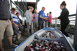Peelport Clydeport Largs Regatta Week 2013 <br /> <br /> Drink the Optimist Dry