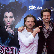 NLD/Ede/20140615 - Premiere film Heksen bestaan niet, Bas Muijs en Ferry Somogyi