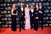 Uitreiking Gouden Televizier-Ring Gala 2018.<br /> <br /> OP de foto:  Expeditie Robinson 2018 - Onbekenden