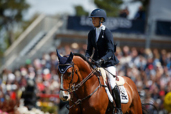Ekberg Jonna, Cassini Bay<br /> Grand Prix Longines - Ville de La Baule<br /> Longines Jumping International de La Baule 2017<br /> © Hippo Foto - Dirk Caremans<br /> Ekberg Jonna, Cassini Bay