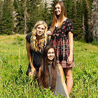 Kate, Jade and Jenna