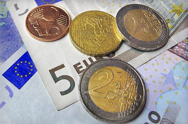 Nederland, Nijmegen, 11-6-2010Eurobankbiljetten, de nederlandsche bank.Foto: Flip Franssen/Hollandse Hoogte