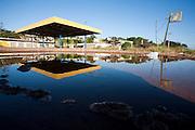 Divinopolis_MG, Brasil...Construcao abandonada em Divinopolis...A desert construction in Divinopolis...Foto: LEO DRUMOND / NITRO