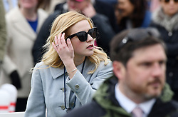 Caroline Sunshine, former Disney star, who joins the White House press team , attends the 140th Easter Egg Roll on the South Lawn of the White House in Washington, DC on Monday, April 2, 2018. Photo by Olivier Douliery/Abaca Press