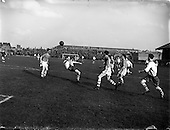 1958 - F.A.I. Cup 2nd Round,  2nd replay: Waterford v Shelbourne at Dalymount Park