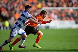 Dundee United's Paul McMullan. Dundee United 6 v 0 Morton, Scottish Championship game played 28/9/2019 at Dundee United's stadium Tannadice Park.