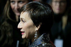 at the Darkest Hour UK Premiere at the Odeon Leicester Square in London, UK. 11 Dec 2017 Pictured: Kristin Scott Thomas. Photo credit: MEGA TheMegaAgency.com +1 888 505 6342