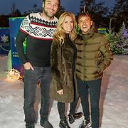 NLD/Amsterdam/20181016 - Presentatie in de Sneeuw met Lil Kleine. Nicolette van Dam en Xander de Buisonje,