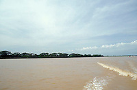 Rio Apure, Estado Barinas, Venezuela