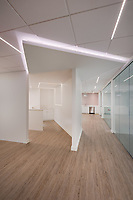 Interior design image of office suite in 601 New Jersey Avenue in Washington DC by Jeffrey Sauers of Commercial Photographics, Architectural Photo Artistry in Washington DC, Virginia to Florida and PA to New England