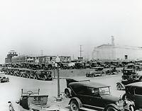 1926 Fox Movietone Studios in West Los Angeles