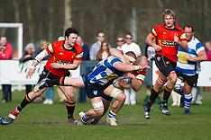 20120324 NED: Rugby Hilversum - The Dukes: Hilversum