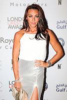 Michelle Heaton, London Lifestyle Awards, Lancaster London Hotel UK, 03 October 2016, Photo by Richard Goldschmidt