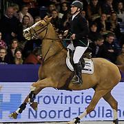 NLD/Amterdam/20120121 - Willem Alexander, Maxima en kinderen Catharina-Amalia, Alexia, Ariane bij Jumping Amsterdam 2012, Jadis de Toscane