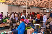 Saturday Market in Lagos, Algarve, Portugal