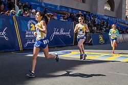 BAA Invitational Miles, Middle School Girls 1000 meter race