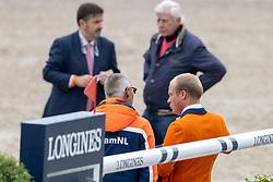 Ehrens Rob, Greve WIllem, NED<br /> CHIO Rotterdam 2021<br /> © Dirk Caremans<br />  02/07/2021