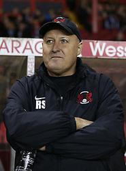 Leyton Orient Manager, Russell Slade - Photo mandatory by-line: Matt Bunn/JMP - Tel: Mobile: 07966 386802 26/11/2013 - SPORT - Football - Bristol - Ashton Gate - Bristol City v Leyton Orient - Sky Bet League One