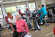 Seniors Staying Active And Healthy