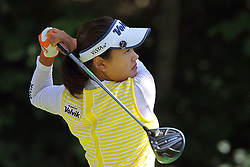 June 14, 2018 - Belmont, Michigan, United States - Ilhee Lee of Seoul, Republic of Korea, during the first round of the Meijer LPGA Classic golf tournament at Blythefield Country Club in Belmont, MI, USA  Thursday, June 14, 2018. (Credit Image: © Amy Lemus/NurPhoto via ZUMA Press)