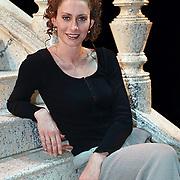 Gouden CD uitreiking musical Elisabeth Scheveningen, Pia Douwes