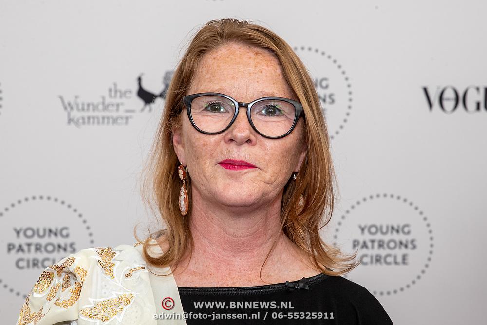 NLD/Amsterdam/20190628 - inloop International Young Patrons Gala 2019, Els van der Plas