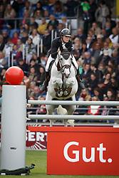 Van Paesschen Constant, (BEL), Citizenguard Toscan de St Hermelle<br /> Rolex Grand Prix, The Grand Prix of Aachen<br /> Weltfest des Pferdesports Aachen 2015<br /> © Hippo Foto - Dirk Caremans<br /> 31/05/15