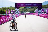 210723 Mountain Bike Training - Tokyo 2020