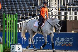Van Der Vleuten Maikel, NED, Dana Blue<br /> European Championship Jumping<br /> Rotterdam 2019<br /> © Hippo Foto - Dirk Caremans
