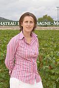 XXX Picard daughter of michel dom m picard chateau de ch-m chassagne-montrachet cote de beaune burgundy france