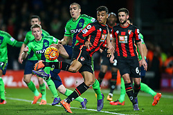 Joshua King of Bournemouth back heels the ball into the penalty area - Mandatory by-line: Jason Brown/JMP - Mobile 07966 386802 01/03/2016 - SPORT - FOOTBALL - Bournemouth, Vitality Stadium - AFC Bournemouth v Southampton - Barclays Premier League