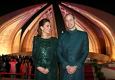 Royal visit to Pakistan - Day Two 15 Oct 2019