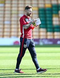 Matty Taylor of Bristol City - Mandatory by-line: Arron Gent/JMP - 23/02/2019 - FOOTBALL - Carrow Road - Norwich, England - Norwich City v Bristol City - Sky Bet Championship