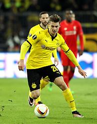 Adrian Ramos of Borussia Dortmund - Mandatory by-line: Robbie Stephenson/JMP - 07/04/2016 - FOOTBALL - Signal Iduna Park - Dortmund,  - Borussia Dortmund v Liverpool - UEFA Europa League Quarter Finals First Leg