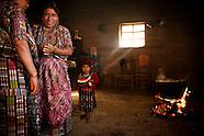 Three stone stoves-Guatemala