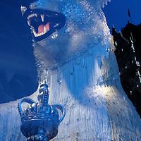 Crystal Polar Bear