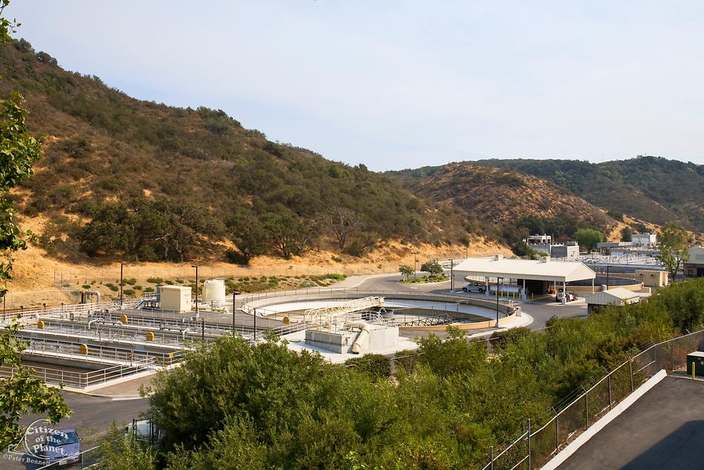 Hill Canyon Wastewater Treatment Plant, Camarillo, Ventura County, California, USA