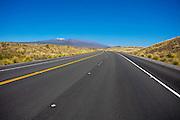 Highway Route 200, Daniel K. Inouye Highway, The Big Island of Hawaii