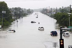Hurricane Harvey - 27 Aug 2017