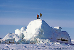 Perry Daniels & David Barron on Iceberg
