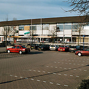 Sporthal en zwembad de Bun Graaf Wichmanlaan Huizen ext.