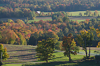 Farms,Peacham, Vermont